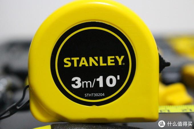 新家必备——史丹利45件套工具套装简评