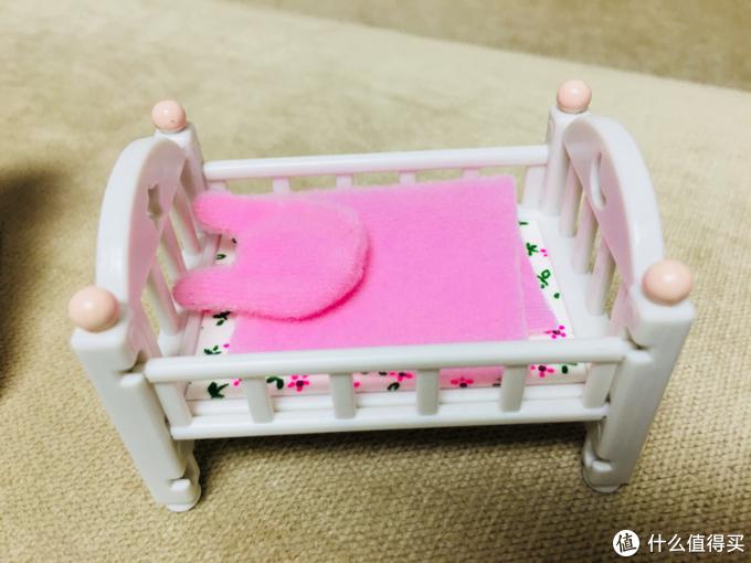 童心未泯 光荣入坑 森贝儿家族猫兔宝宝房间套