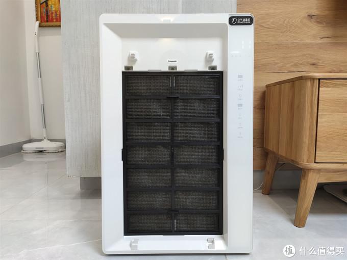 是空气净化器更是空气消毒机 松下F-VJL75C2使用评测