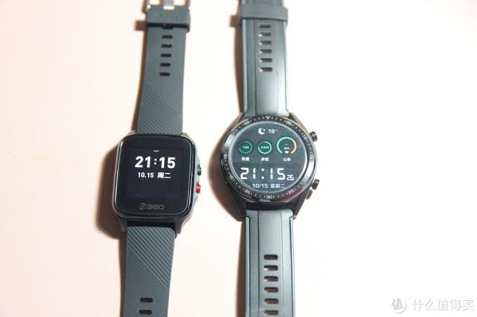 右图为华为荣耀智能手表GT