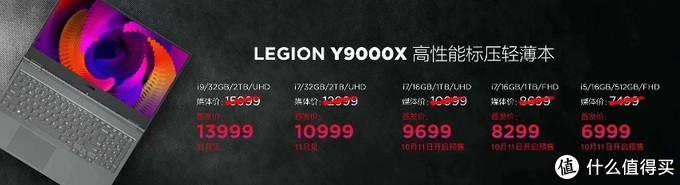 联想拯救者Y9000X首发开箱