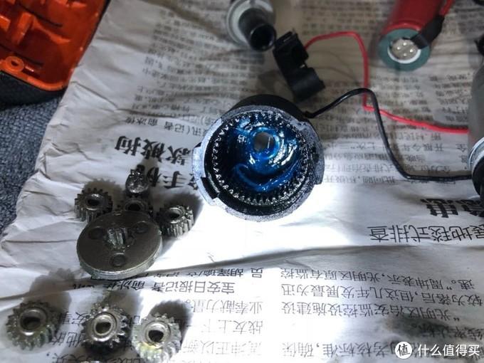 全网首拆!达文西之百得BD40K27-A9电批电动螺丝刀评测拆解