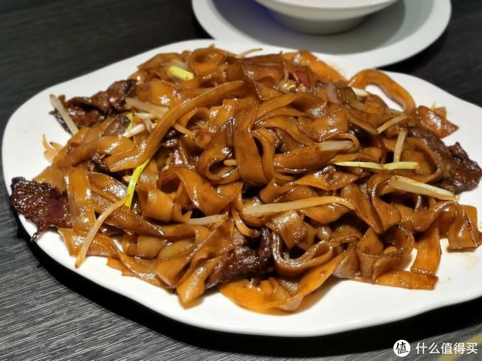 干炒牛河几乎算是粤菜必点了吧