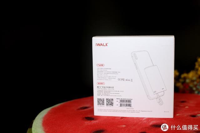小巧便携是最大优点 iWALK口袋宝10000评测