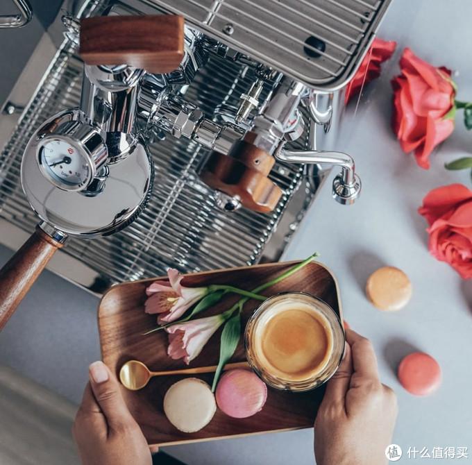 意大利Lelit Bianca MP单头双锅炉 半自动咖啡机