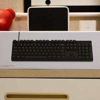 小米青轴机械键盘CHERRY版使用说明书(按键 指示灯 防滑垫 脚撑 键帽)
