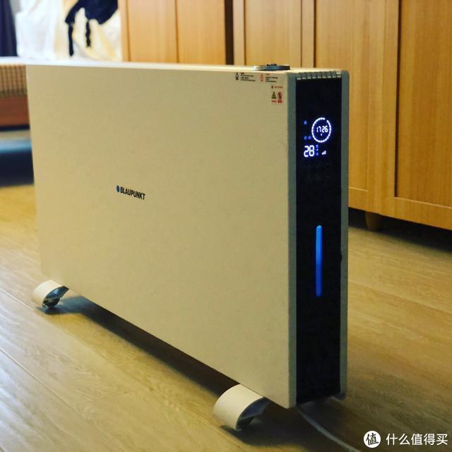 德国蓝宝加湿取暖器评测:凛冬将至比起抱猫,我更想抱取暖器