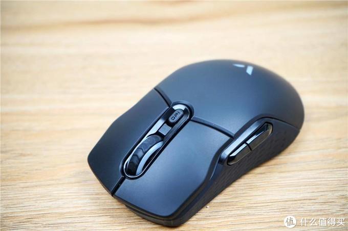 办公游戏双兼容,无线双模随你用--雷柏VT200双模鼠标分享
