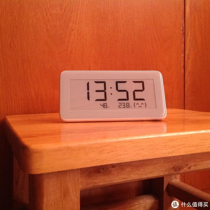 米家温湿监测Pro