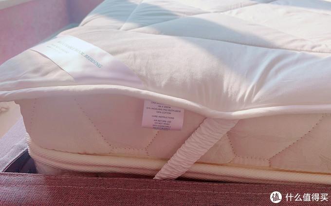 """双11床褥选购四要素,实测总结,享受""""背""""呵护的感觉!"""