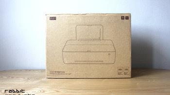 米家喷墨打印机说明书图片展示(参数|产地|指示灯|安装|效率)