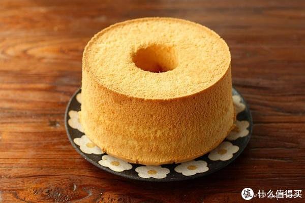 菜鸟蛋糕之柠檬戚风。