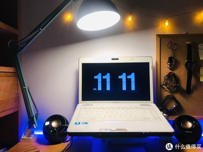 大眼萌的音乐精灵——CREATIVE PEBBLE 创新鹅卵石桌面电脑