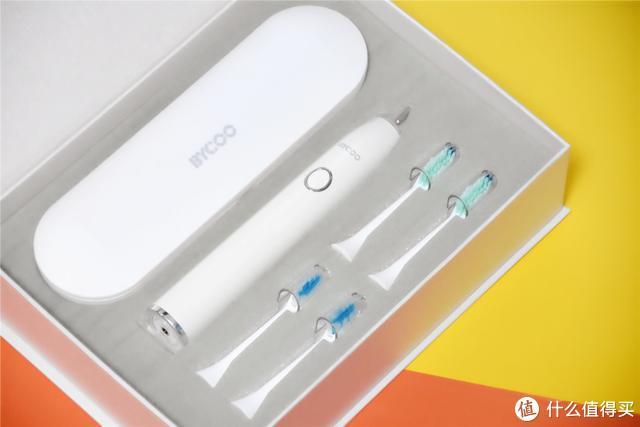 对标国际大牌,超高性价比,BYCOO电动牙刷