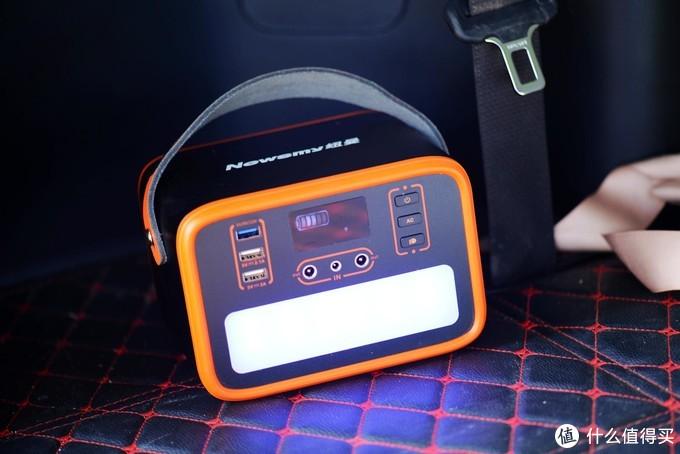 随身小电站,纽曼便携式储能电源N150评测