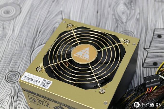 电源需要双认证?金河田Z监制80PLUS金牌电源开箱体验