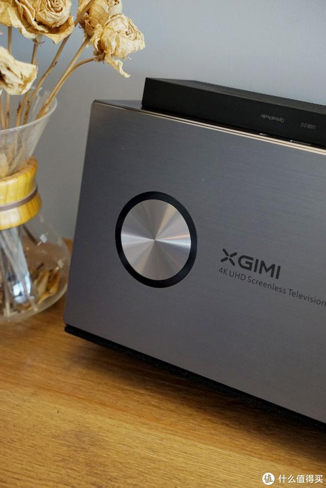 智能投影差异化时代来临!高颜值真4K都不少:极光RS Pro全面测评