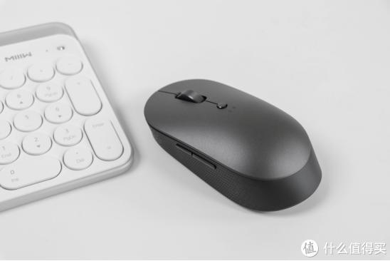如臂使指般的操控体验,米物双模无线鼠标S500上手测评