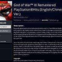 PS4游戏推荐(战神系列|神秘海域|漫威|声名狼藉|教团)