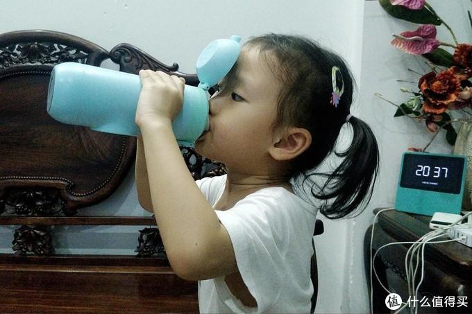 水杯也智能,让小家伙爱上喝水——内置天猫精灵的Gululu Q智能语音水杯