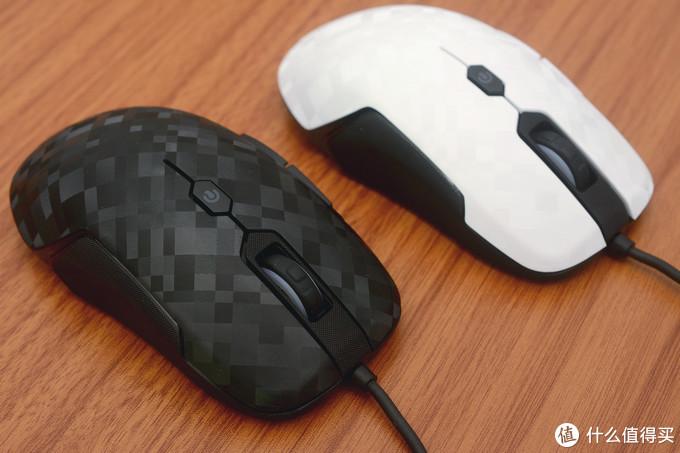 再次归来的镭拓鼠标:F102黑白双煞半月感受