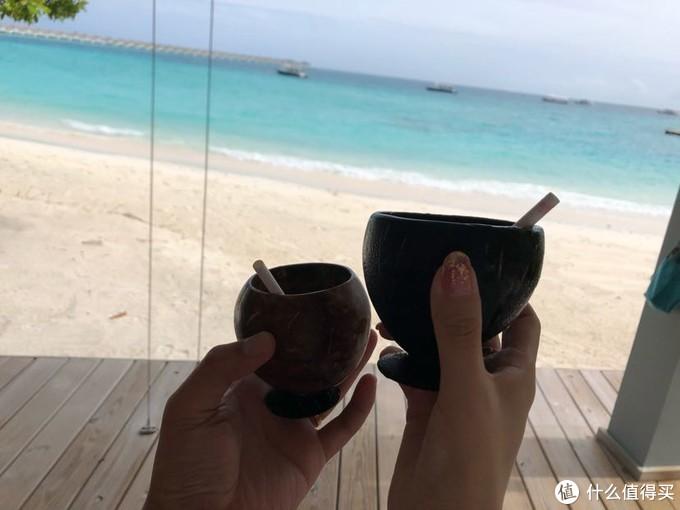 欢迎饮品,椰子特饮