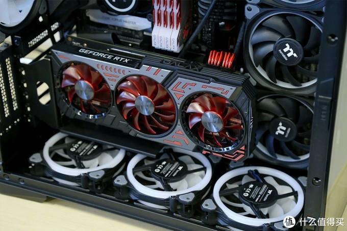 预算2万 9900K加2080显卡配安钛克冰钻P120机箱打造RGB信仰主机