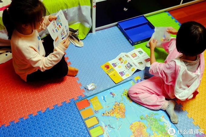 在玩中认知地理的游戏——TOI环游世界探险家桌游