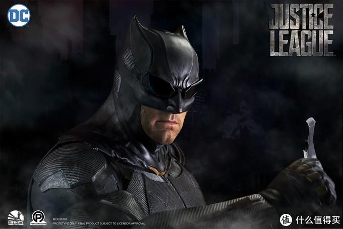 玩模总动员:开天工作室1/1蝙蝠侠半身像正式公布!