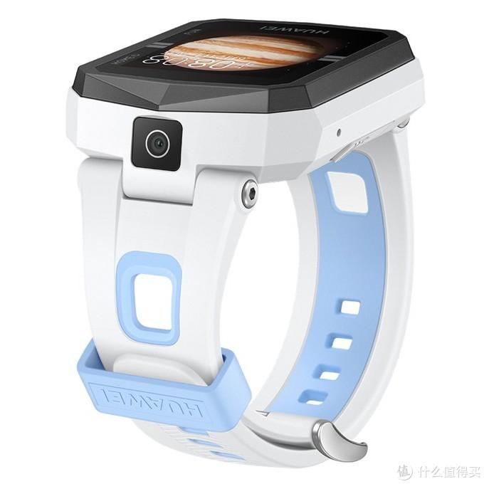 新品速报:酷炫表体、AI识物,华为推出儿童通话手表 3X