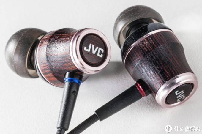 JVC FW001木振膜耳机