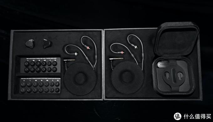 索尼最新的五单元监听动铁M9