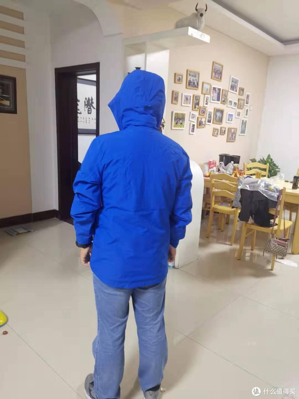 KAILAS 凯乐石 KG110227 男款户外单层冲锋衣开箱简测