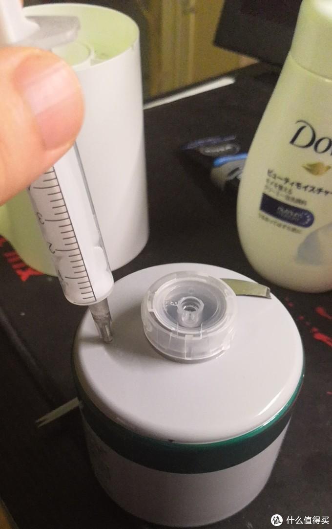 手动更换米家自动泡沫洁面机!