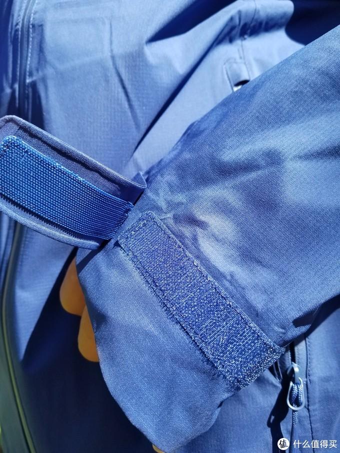 心中的一抹蓝---自由兵冲锋衣