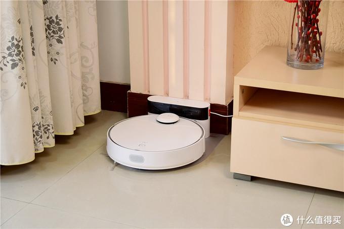 多项升级优化,能扫会拖更聪明:360扫地机器人X90体验!