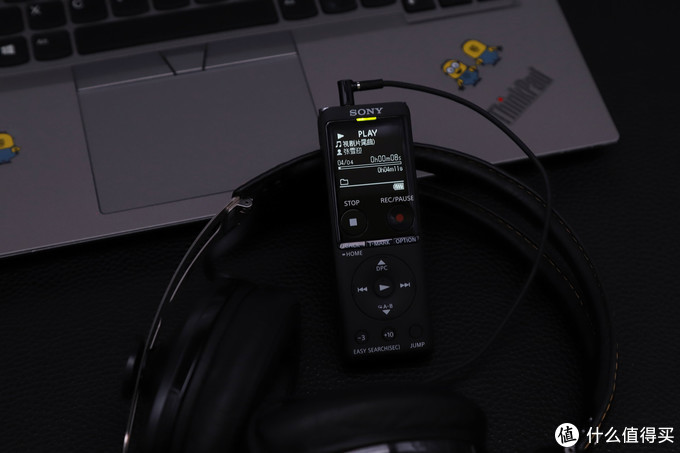烧友杂谈之索尼新出千元播放器?索尼录音笔ICD-UX570F评测