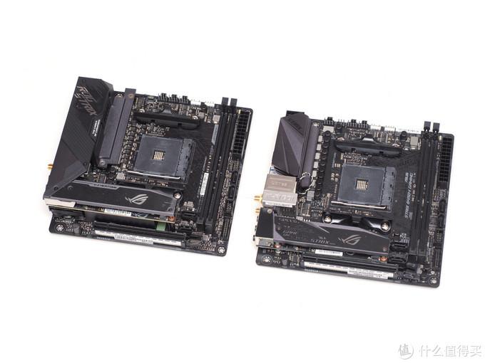 华硕ROG Strix X570-I Gaming主板开箱对比——例行升级还是脱胎换骨?