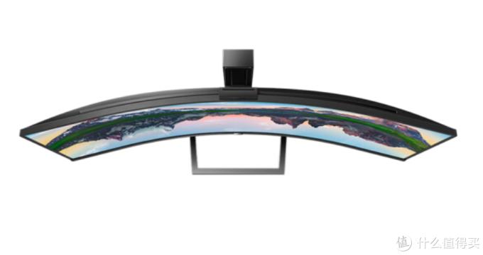 32:10轻松分屏:Philips 飞利浦 推出 439P9H1 150Hz 43.4英寸超宽显示器