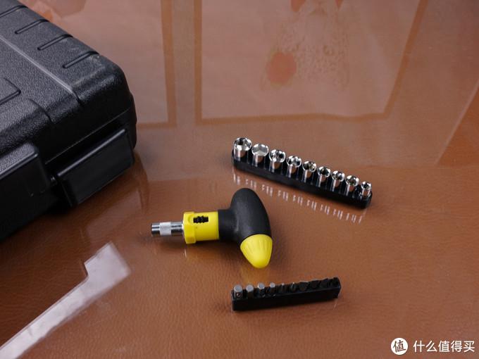 家装工具不能少:STANLEY 史丹利 45件套工具套装试用体验