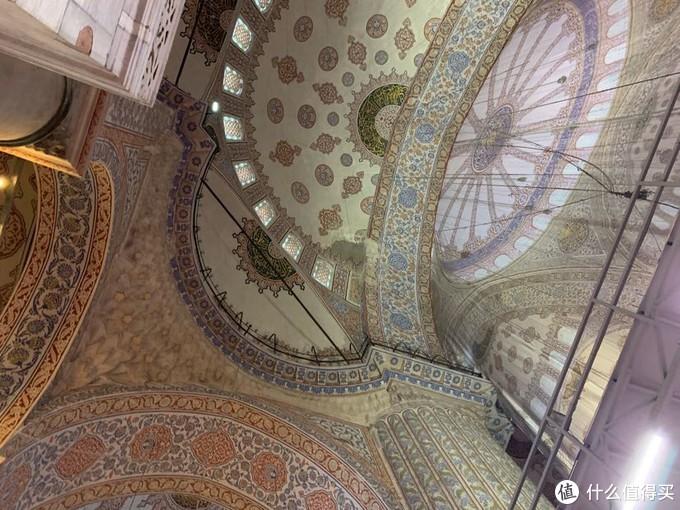 蓝色清真寺内部