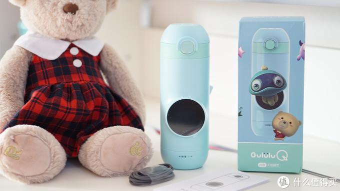 天猫精灵化身AI小助手Uni,陪伴在孩子身边的Gululu Q智能语音水杯