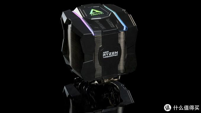 Arctic 发布 Freezer 50 TR 顶级散热器,线程撕裂者专属座驾,可压32核心