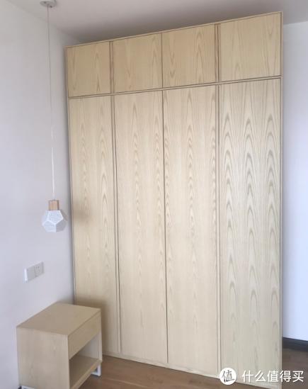 衣柜应该选择板材的还是实木的?——外观篇
