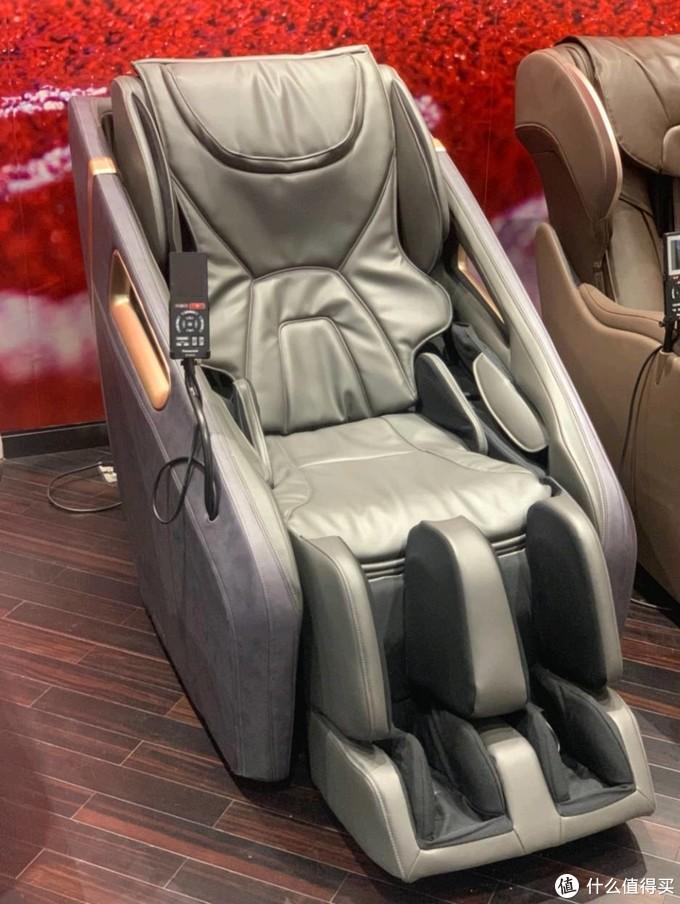 按摩界的暖芯葵花点穴手,松下EP-MA32按摩椅体验分享