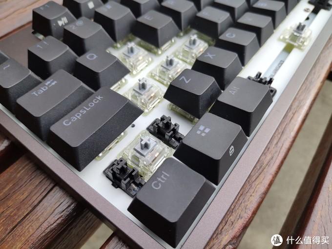 国产机械键盘中的黑马 杜伽旗舰 k310RGB NS测评