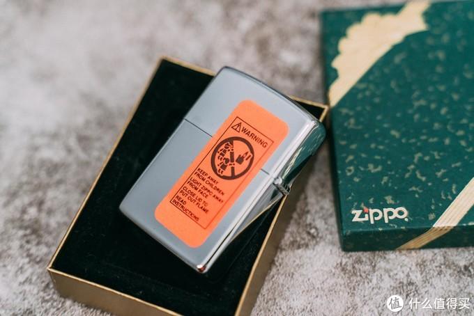 让时光倒退25年——94年圣诞款Zippo