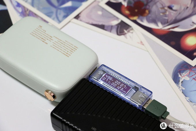 复古似收音机,双USB输出,冇心复古移动电源体验