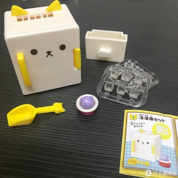 EPOCH扭蛋 猫咪厨房DX2夏日刨冰