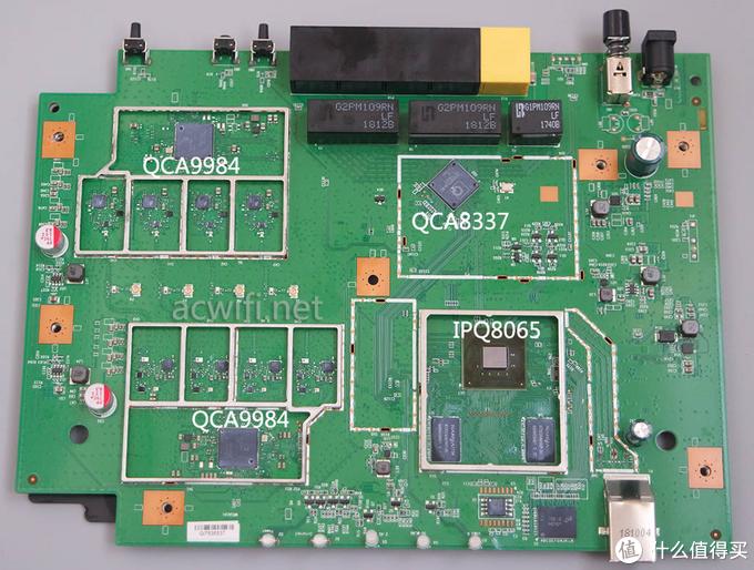 现在来拆分机COVR-1300E。它真像电视盒子,因为黑色嘛,如果其它颜色,其实也会像电视盒子。